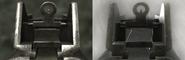BAR Iron Sight CoD3