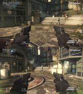 Before & After Ballistic Vests CoDG