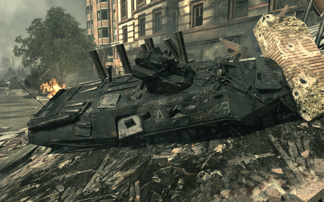 File:Destroyed BTR-80 Goalpost MW3.png