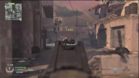 Video - MW2 Team DeathMatch (45-1) -Karachi | Call of Duty Wiki