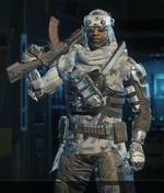 Prophet Arctic outfit BO3