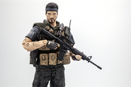 Woods Action Figure BO4