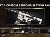 Advanced Warfare Personalization Pack