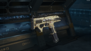 L-CAR 9 Gunsmith Model Diamond Camouflage BO3