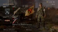 WWII Стрелок выбор в меню