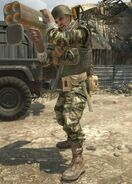 Солдат с Жнецом