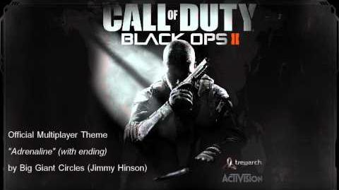"""Big Giant Circles - Black Ops 2 Multiplayer Theme """"Adrenaline"""" (RARE version with ending)"""