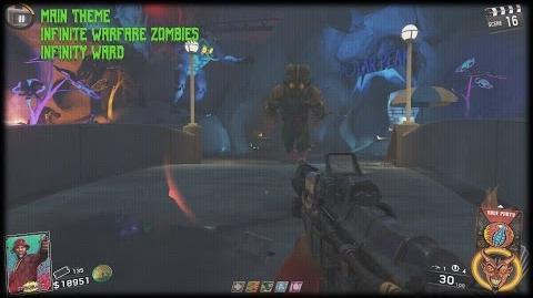 Main Theme (Wyler's Theme) - Infinite Warfare Zombies - Soundtrack