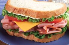 Sgt. Sandwich PI Ham-Sandwich
