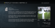 Rorke File Thomas Merrick 3 CoDG