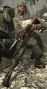 Imperial Japanese Army Paratrooper WaW