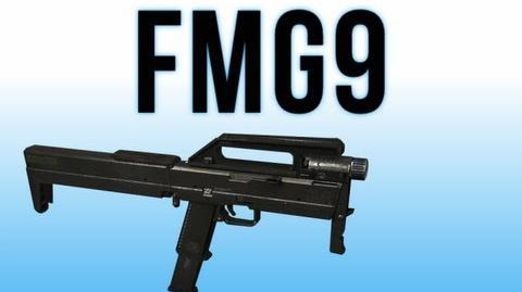 MW3 In Depth - FMG9 Machine Pistol