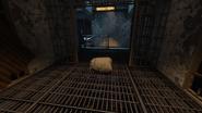 Most Escape Alive krok 5 worek z wyposażeniem