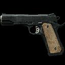 Weapon colt 45