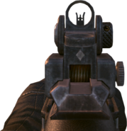 KSG iron sights BOII