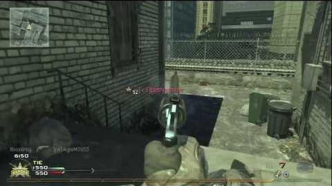 .44 Magnum - Modern Warfare 2 Multiplayer Weapon Guide