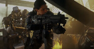 Call of Duty Infinite Warfare Trailer Screenshot 1
