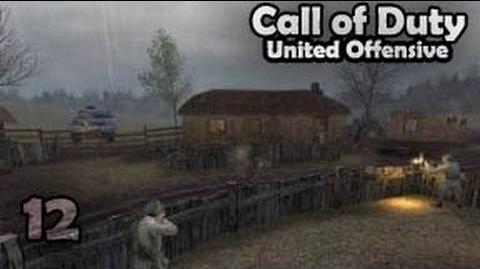 Call of Duty United Offensive прохождение часть 12