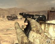 M9 Silencer MW2