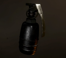 Mk. V Gas Grenade menu icon WWII