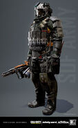 SDF infantry concept 3 IW