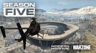 Call of Duty® Modern Warfare® & Warzone - Official Season Five Trailer