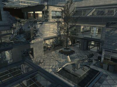 Courtyard Arkaden MW3