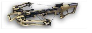 Crossbow mit Tarnung