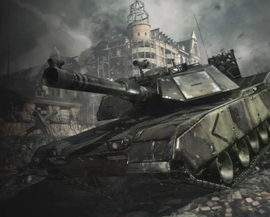 Loading Screen Iron Clad MW3