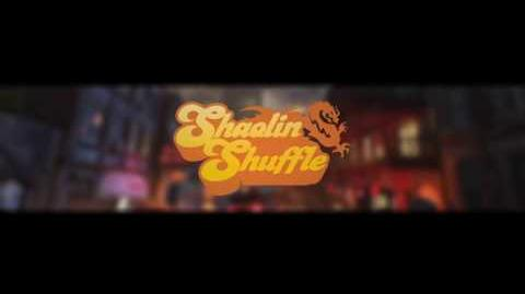 Shaolin Shuffle - Cats on the Boulevard