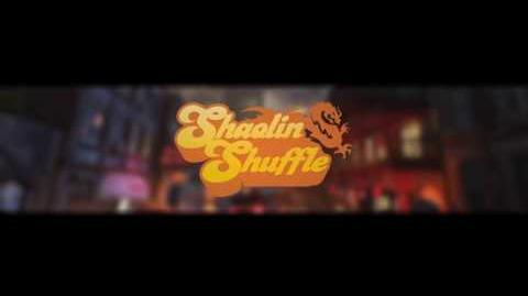 Shaolin Shuffle - Cats on the Boulevard