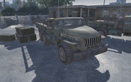 Ural 4320 Team Player MW2