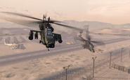 AH-64 Apaches S.S.D.D. MW2