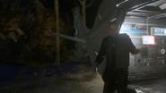 Jonathan Irons exiting Warbird Atlas AW