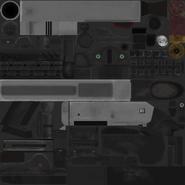 M1014 cut texture MW3