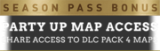 Party Up Map Access Promo WWII