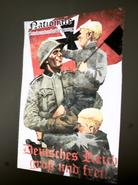 Propaganda Poster CoD WWII