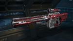 SVG-100 Red Hex BO3