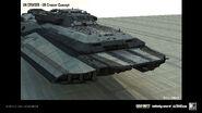 UN Cruiser Rear Concept Art by Young Kim IW