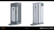 Water dispenser concept 2 IW