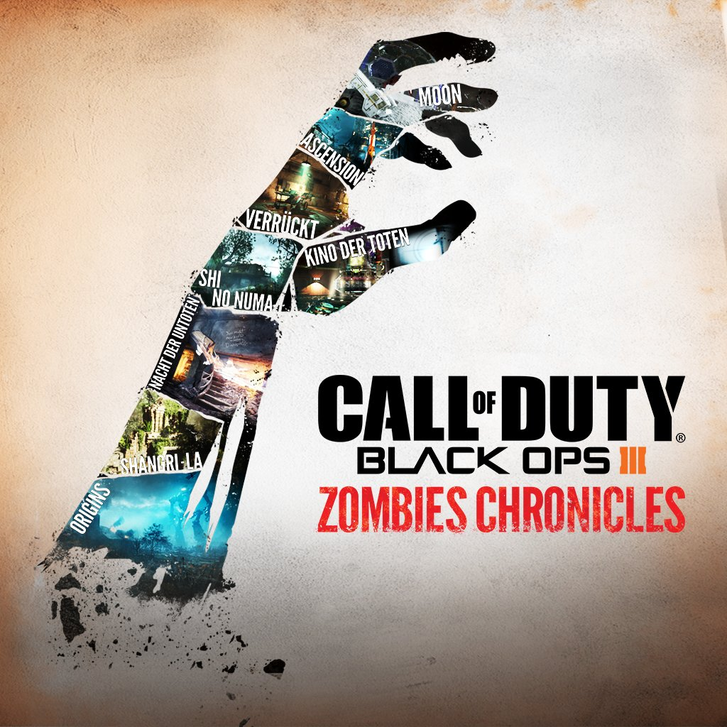 Zombies Chronicles | Call of Duty Wiki | FANDOM powered by Wikia