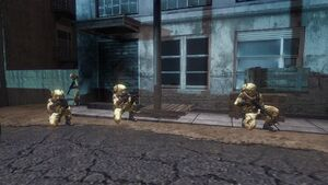 Alpha Squad Rebirth Island BO