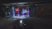Elektryczna pulapka The Giant hangar