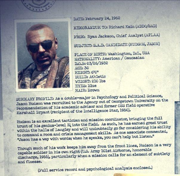 Image Hudsons Dossier Bog Call Of Duty Wiki Fandom Powered