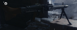 MG42 third person BO3
