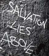 Nacht der Untoten Salvation Writing