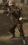 Afrika Korps soldier 1 CoD2
