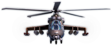Attack Helicopter CoDO