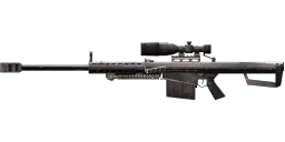 Barrett .50 menu icon CoD4