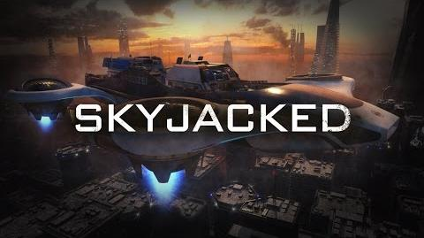 Call of Duty® Black Ops III - Awakening DLC-Pack Skyjacked Vorschau DE